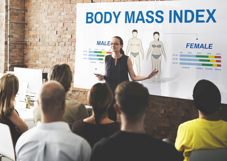 calculer son indice de masse corporelle